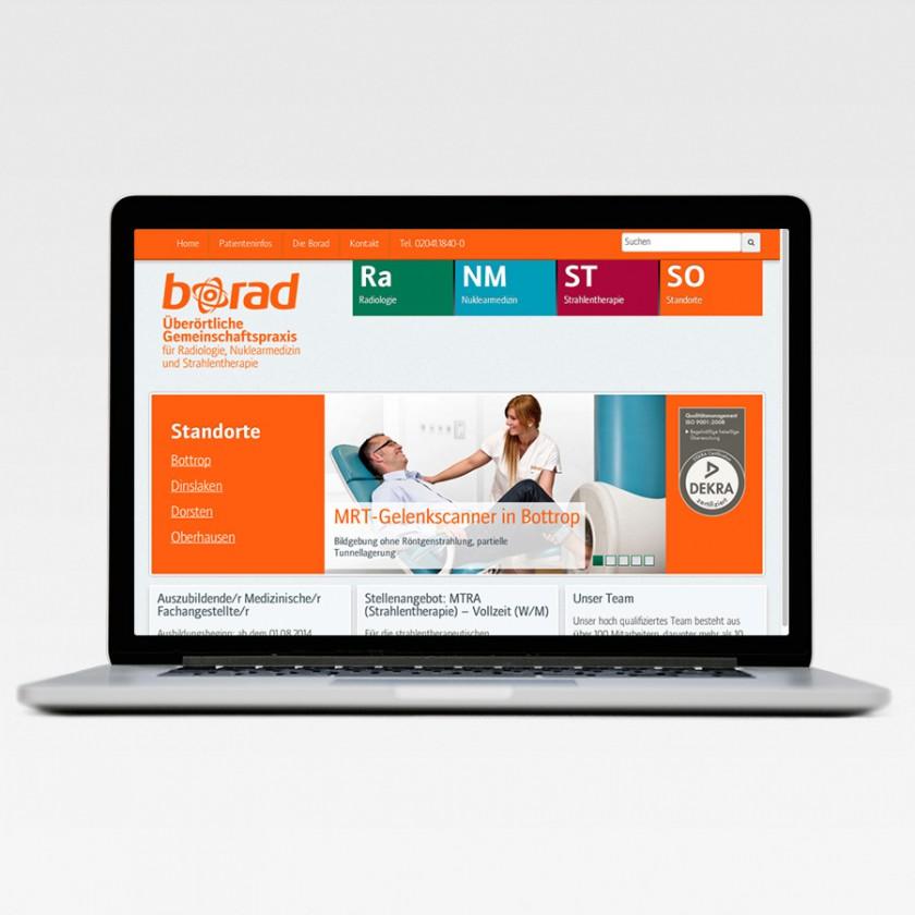 Website borad.de
